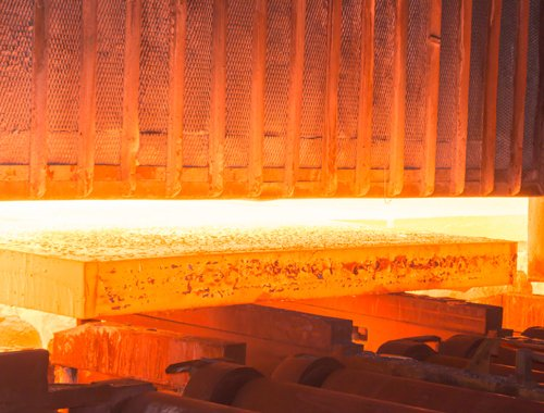 Reheat Furnace