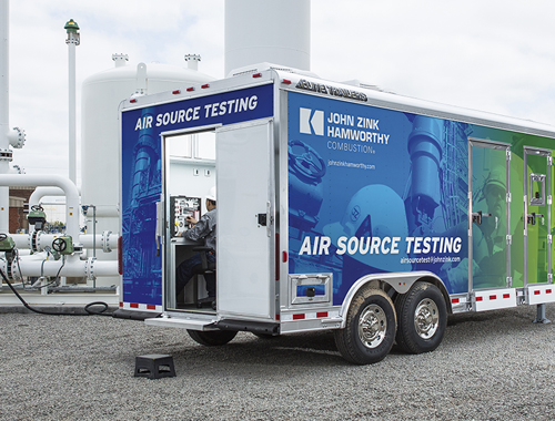 Air Source Testing