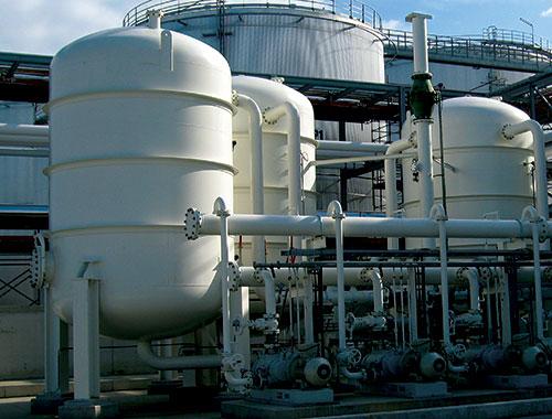 Crude Oil Vapor Recovery