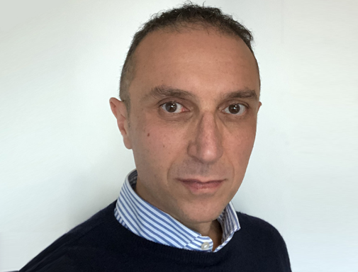 <strong>Raffaele D'Amico</strong><br>Aftermarket Manager<br>Process Flares | Italy