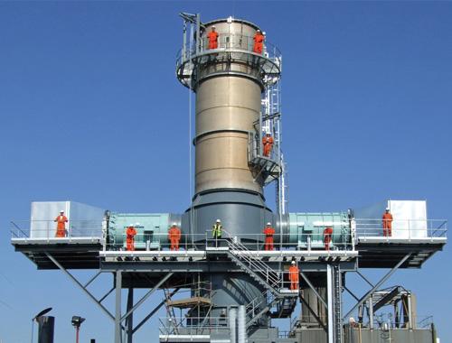 AMOxsafe® Gas Combustion Units