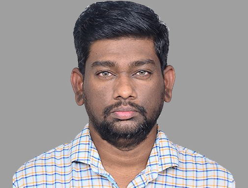 <strong>Suresh K Chelladurai</strong><br>Assistant Manager<br>Aftermarket, India